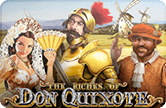 Игровые слоты The Riches of Don Quixote